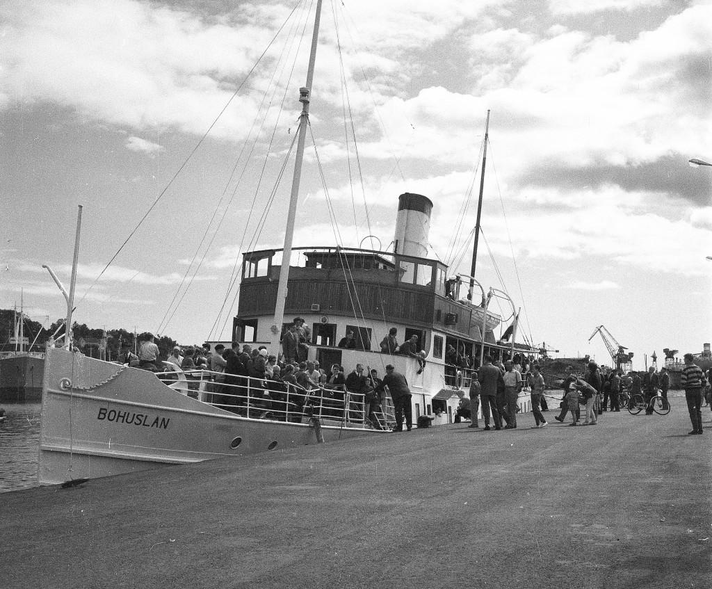 Bilde av MS Bohuslän