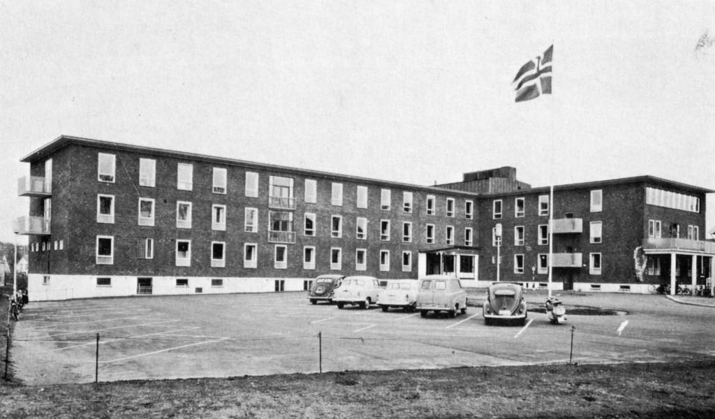 Bilde av Bugårdsgata 21 - Sandefjord nye sykehus