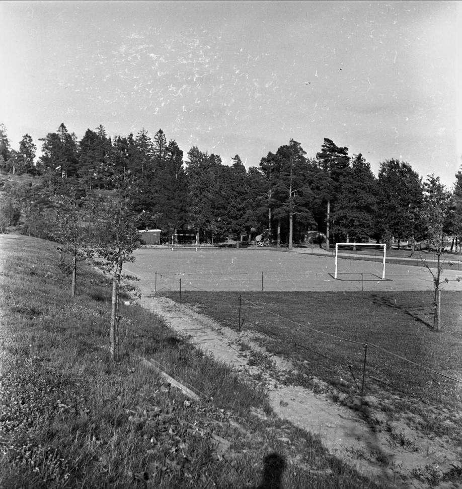 Bilde av Treningsfeltet