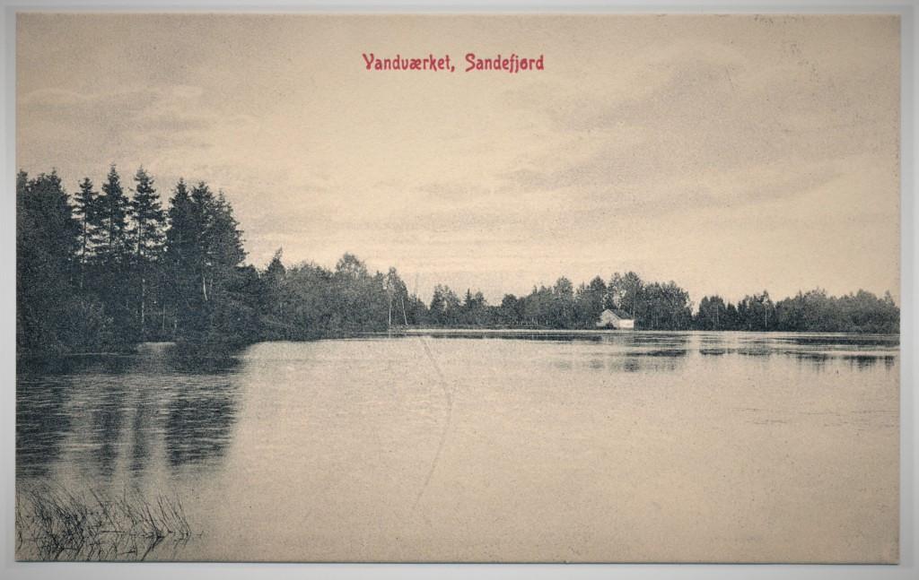 Bilde av Bugårdsparken - dammen(e)/vannverket