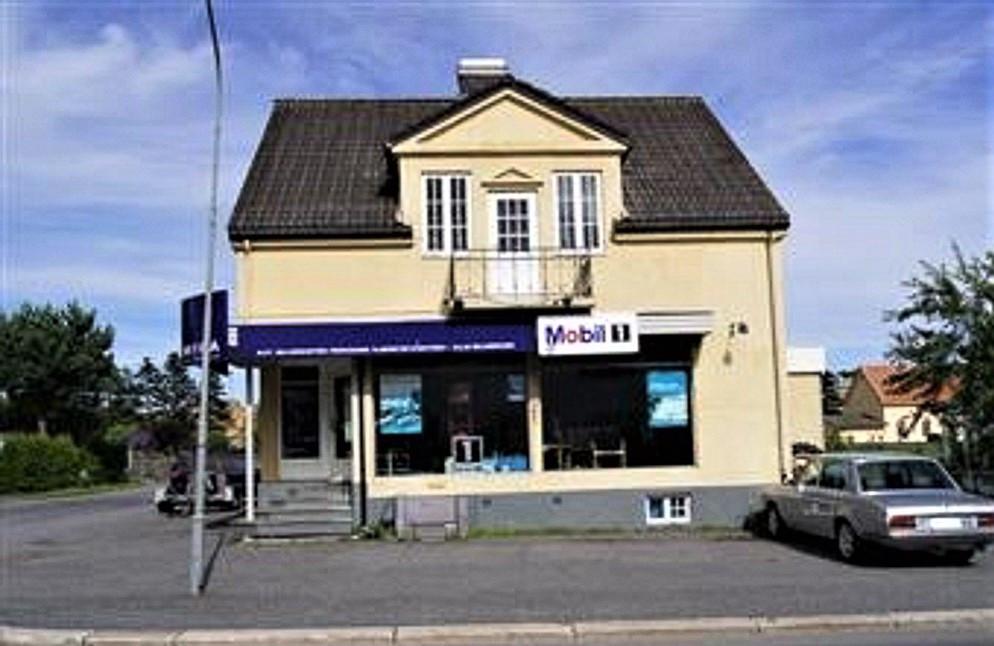 Bilde av Bilverksted i Dronningens gate 25