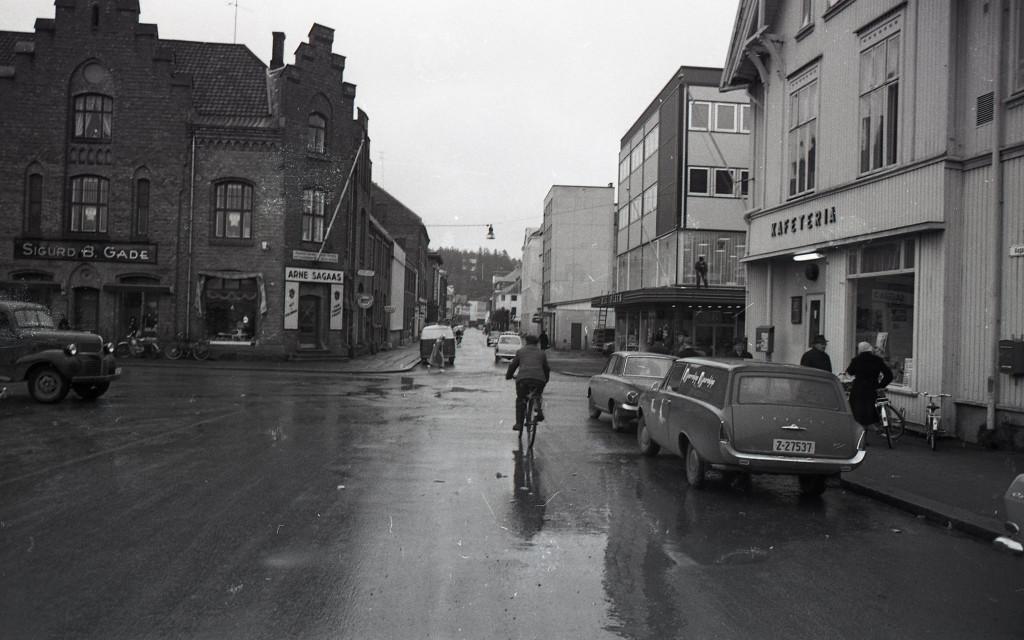 Bilde av Krysset Rådhusgata / Dronningens gate