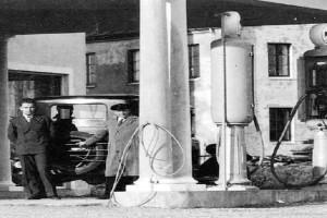 Bilde av Dronningens gate 40 - servicecenter/ bensinstasjon