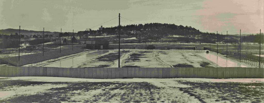 Bilde av Islagt Stadion