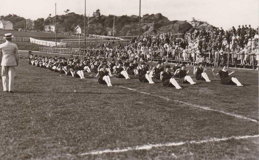 Bilde av Dameturn Gamle Stadion