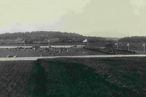 Bilde av Gamle bilder av stadion