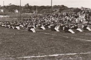 Bilde av Turnstevne i 1925