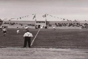 Bilde av Gamle stadion i Bugården