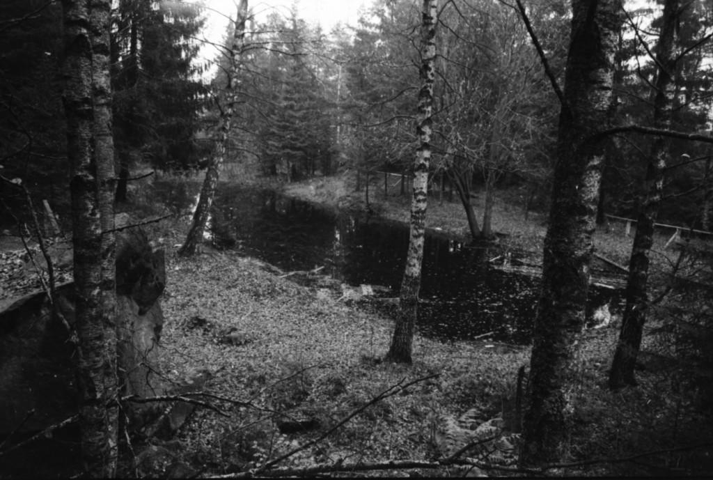 Bilde av Gråtendammen i 1964