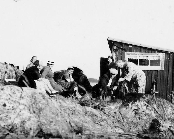 Bilde av Granholmsundet - Gustenholmen