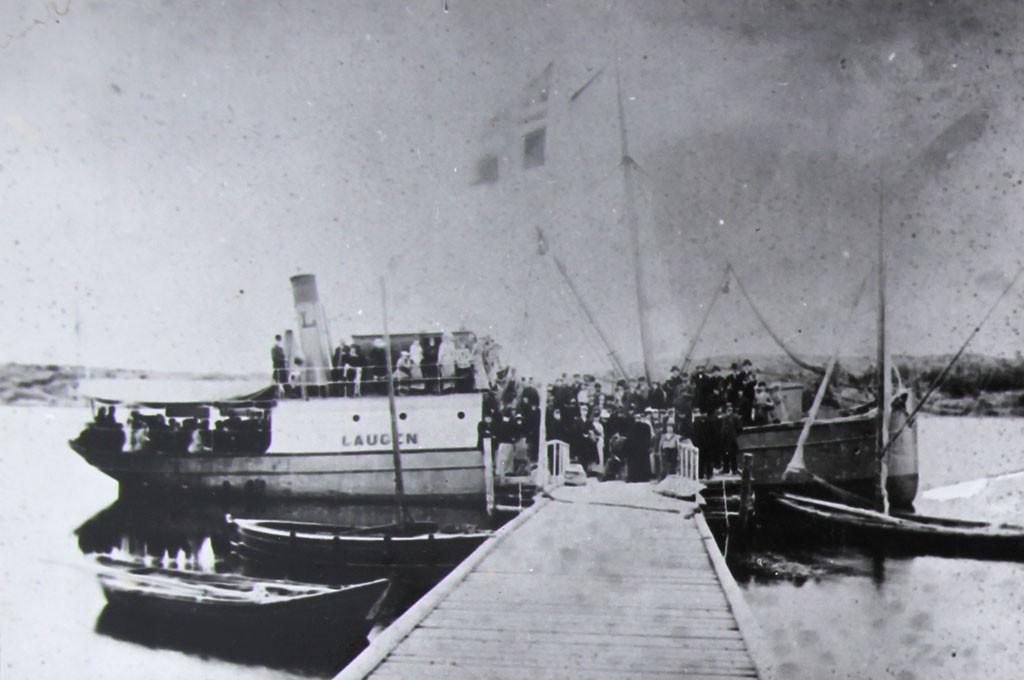 Bilde av Granholmen og DSLaugen