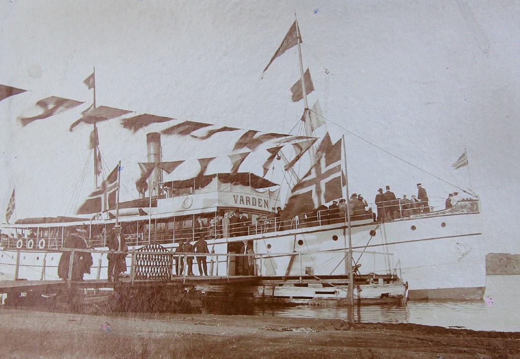 Bilde av Granholmen  -   Rutebåten Varden
