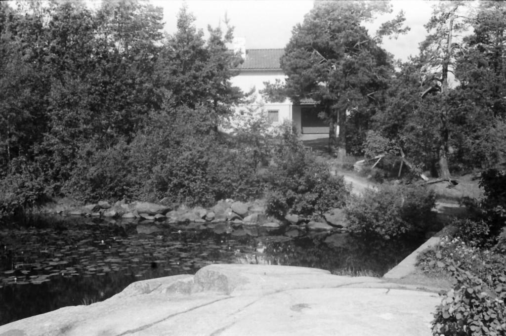 Bilde av Hauanåsen 2 og Gåsedammen 1959