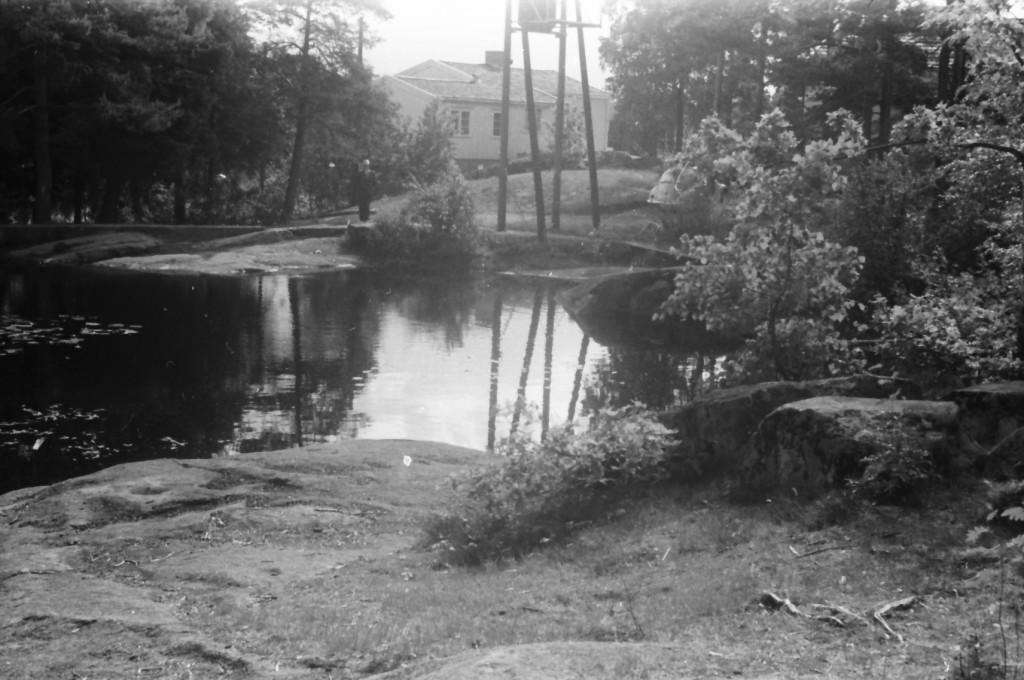 Bilde av Hauanåsen 2 . Gåsedammen