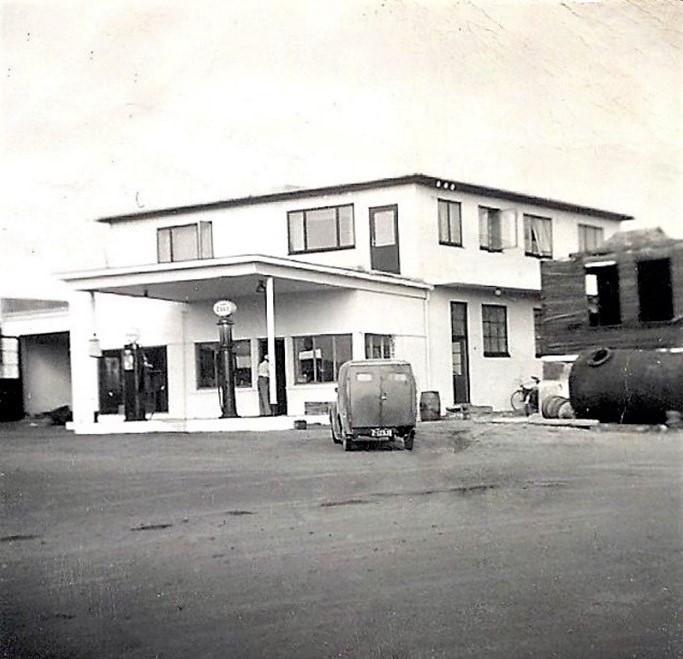 Bilde av Haukerød bensin