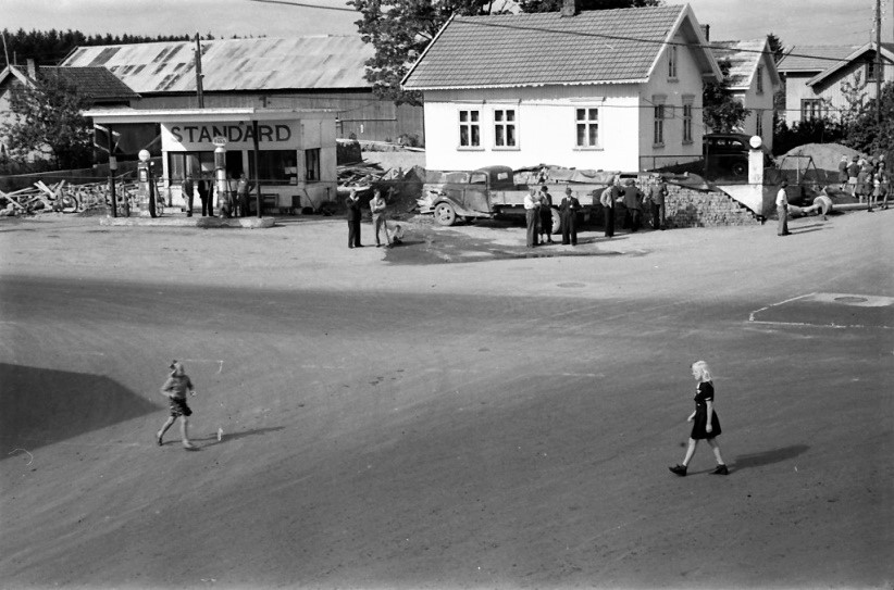 Bilde av Trafikkuhell på Haukerød