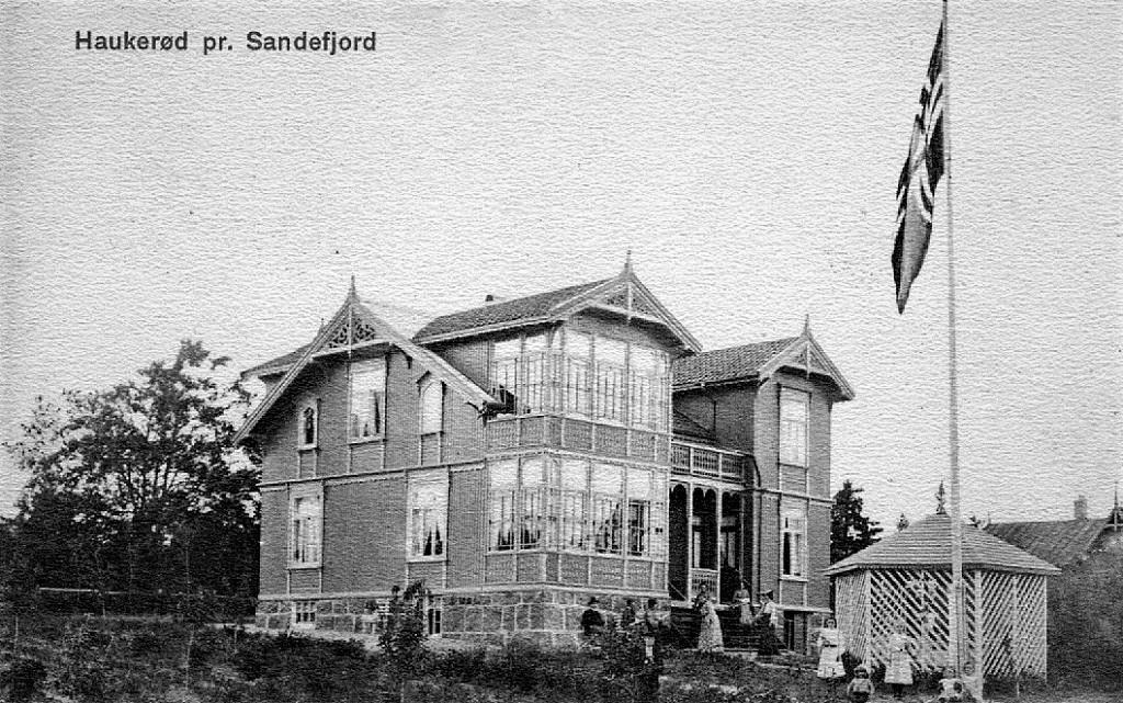Bilde av Haukerød gård (Raveien 295)