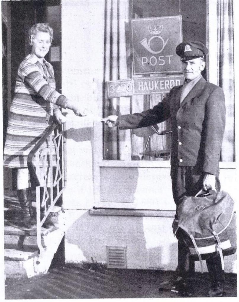 Bilde av Postenkontor og landpostbud