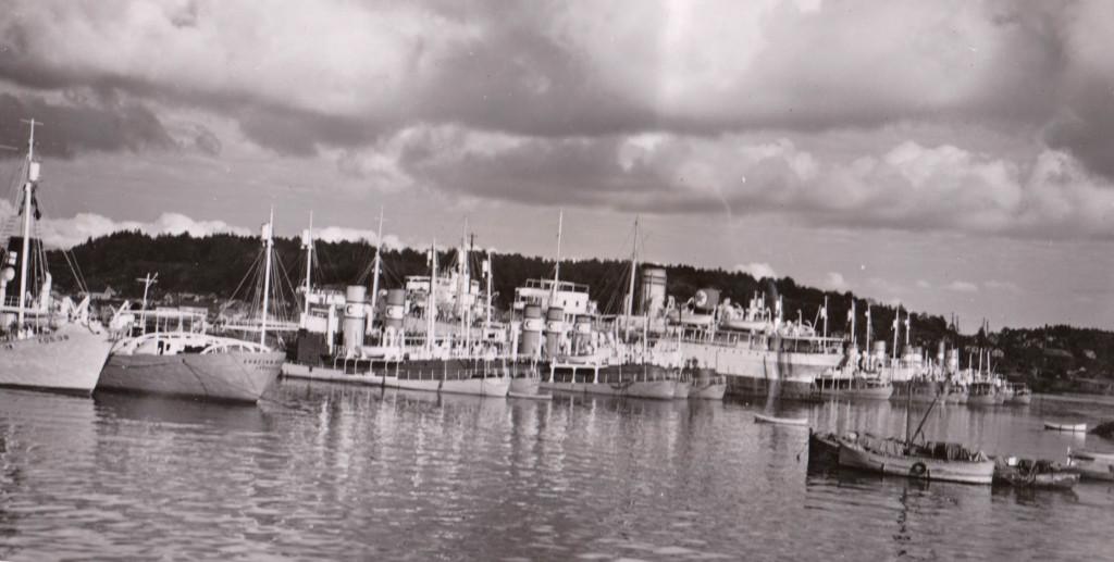 Bilde av Hvalbåter