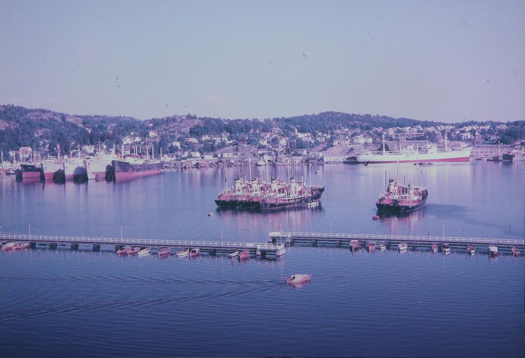 Bilde av Starbåter i opplag