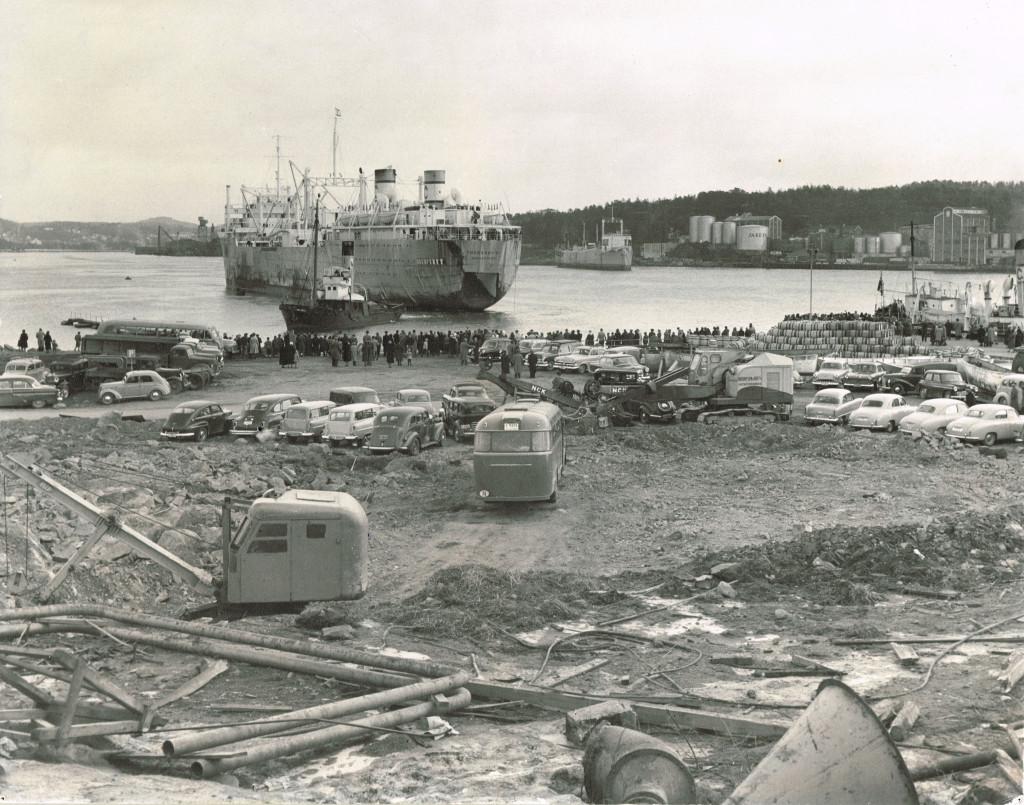 Bilde av Thorøya - hjemkomst