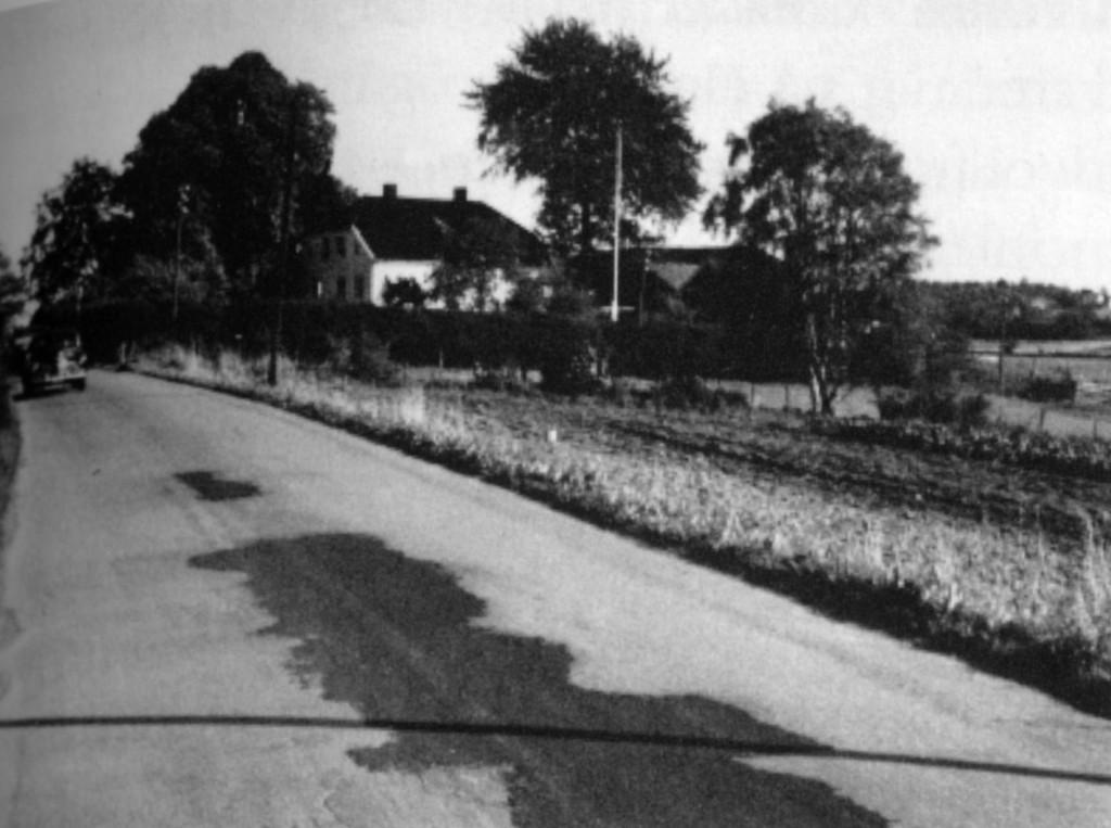 Bilde av Helgerødveien ved Freberg