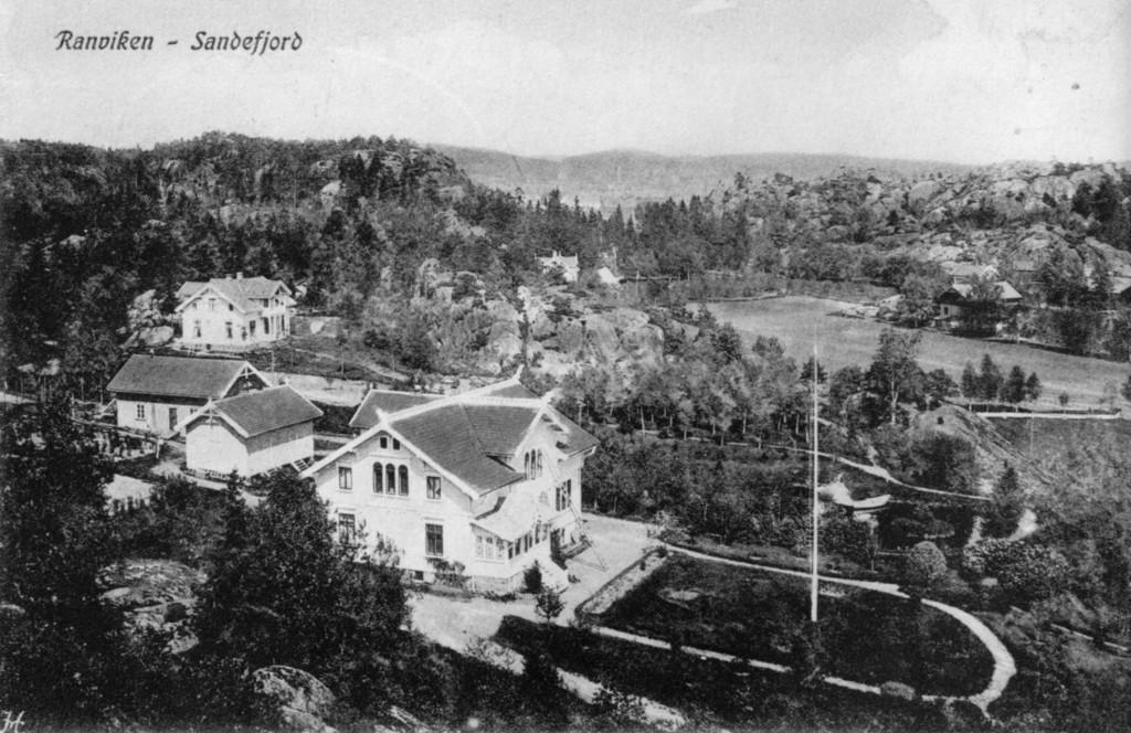 Bilde av Sjøstrand/Hystadveien 126