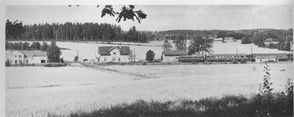 Bilde av Jåberg stasjon