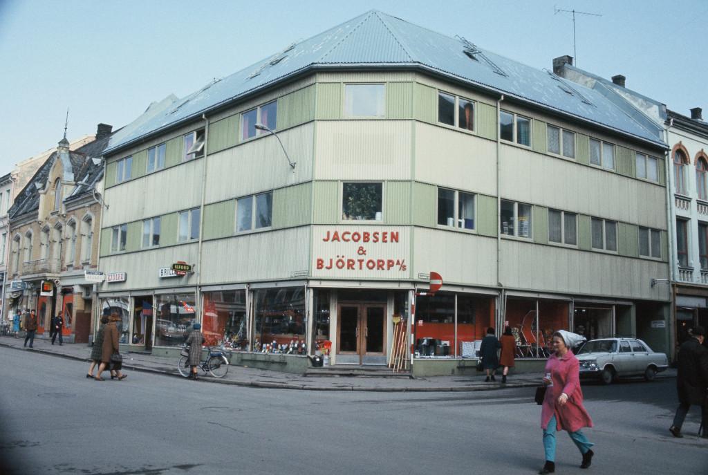 Bilde av Jernbanealleen 21