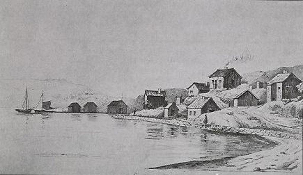 Bilde av Skisse fra 1864