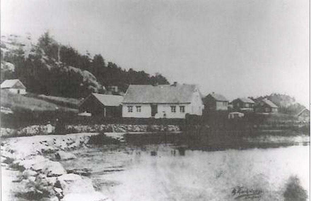 Bilde av Kamfjordgata /Kleggelia