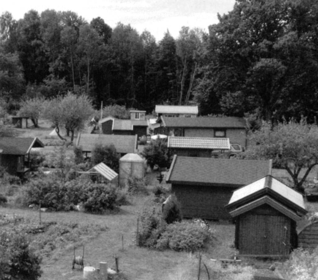 Bilde av Kolonihagen