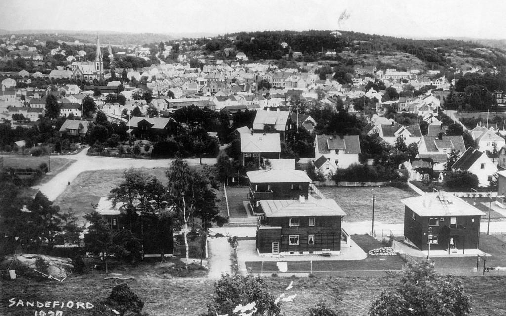 Bilde av Chr. Christensens plass/Leikvollgata
