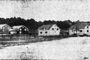 Bilde av Eldre bebyggelse Leikvollgata/Kathrinestien
