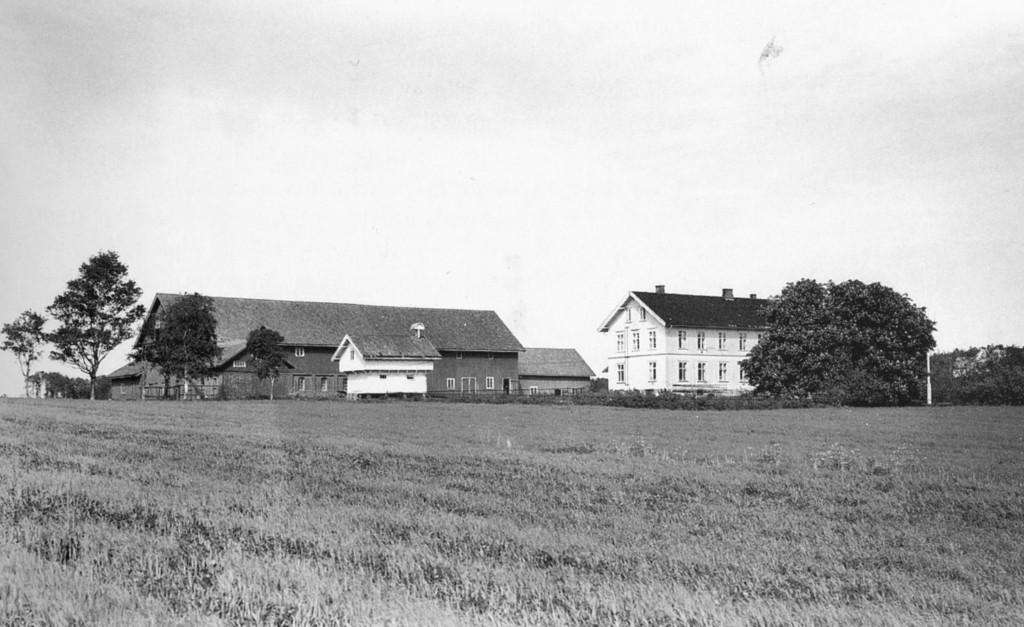 Bilde av Mjølløstveien 15 - Blå kors