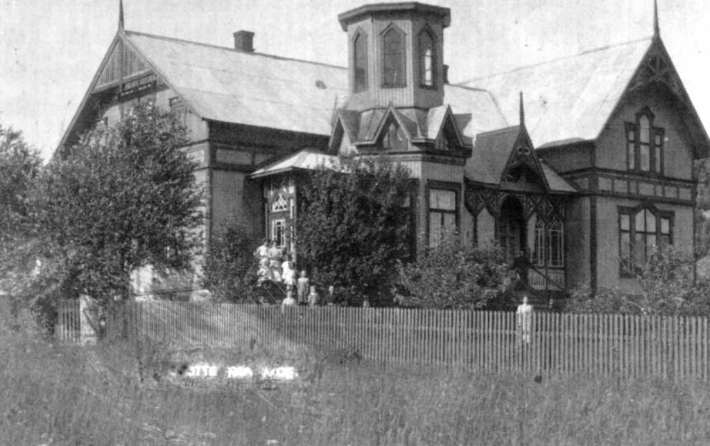 Bilde av Slottet på Mo/Modalveien 1