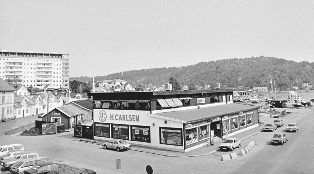 Bilde av H. Carlsen    Museumsgata 3
