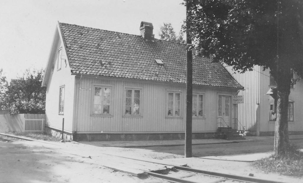 Bilde av Transportfirmaet H. Huseby/Museumsgata 10