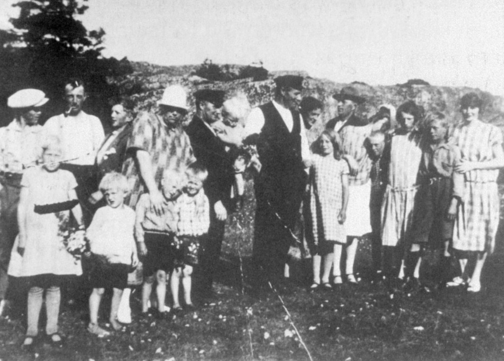 Bilde av St. Hanskvelden 1926