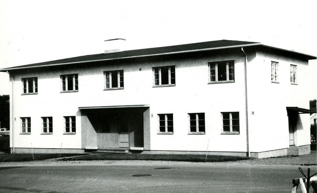 Bilde av Leif Åsen/Peder Bogens gate 10