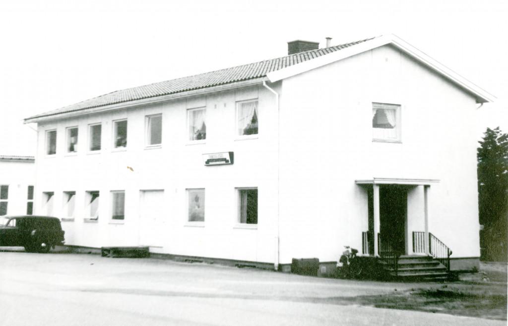 Bilde av Sandefjord Margarinfabrikk/Peder Bogens gate 4