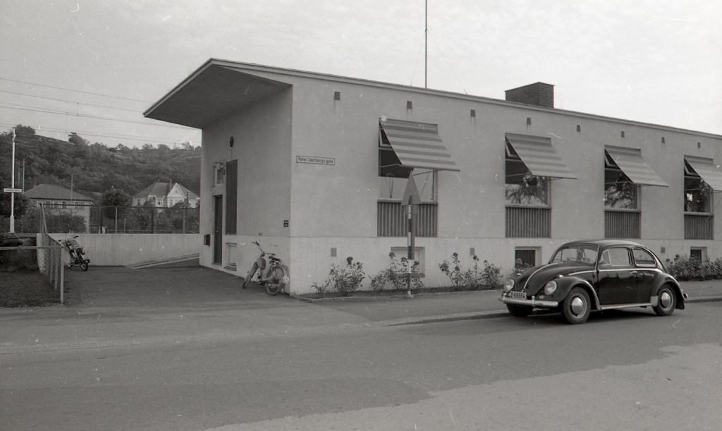 Bilde av Peter Castbergs gate 9