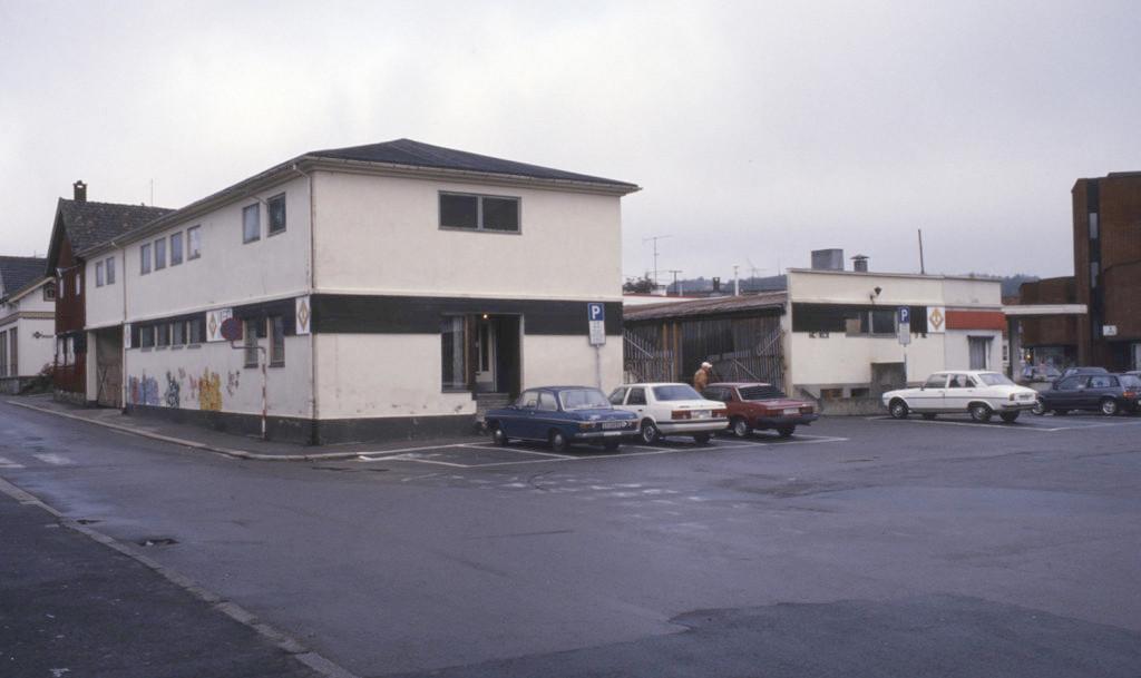 Bilde av Felleskjøpet/Prinsens gate 9