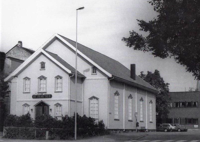 Bilde av Sandefjord Bedehus/Rådhusgata 5