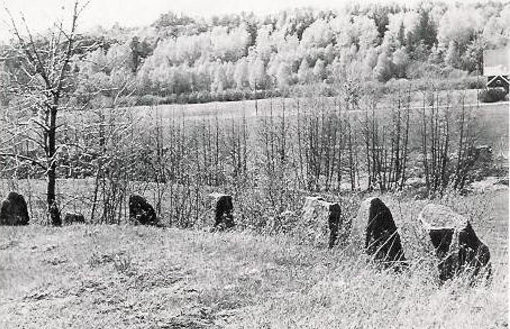 Bilde av Jernbanebrua ved From/Mjølløst langs Råstadveien