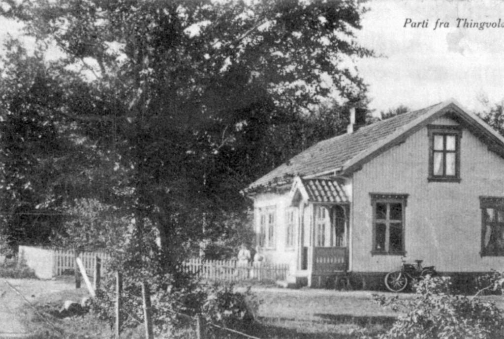 Bilde av Tingvoll gård/Raveien