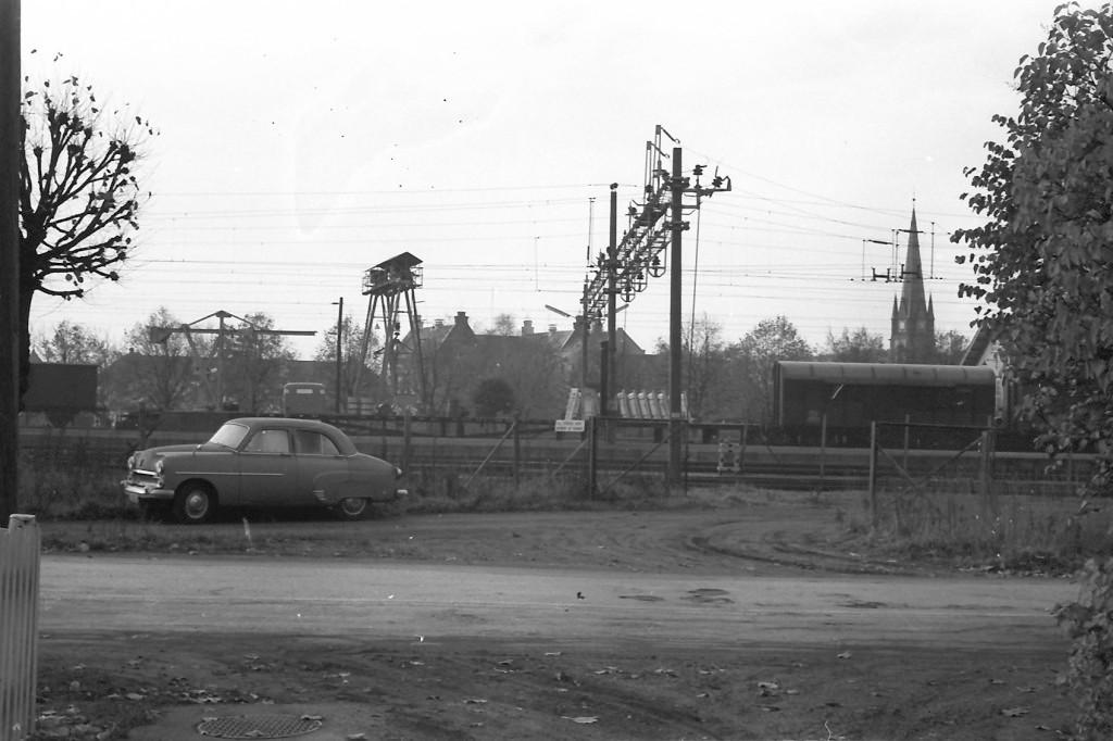 Bilde av Parkeringsplass/Sandarveien