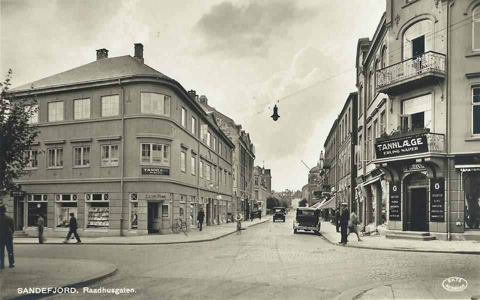 Bilde av Fossgården/Storgata 8