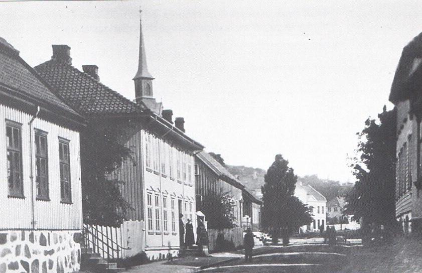 Bilde av Apoteket Hvalen/Storgata 4
