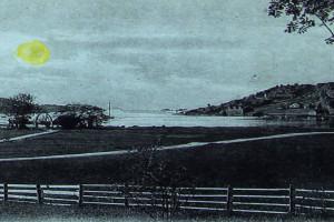 Bilde av Strandpromenaden med fjorden